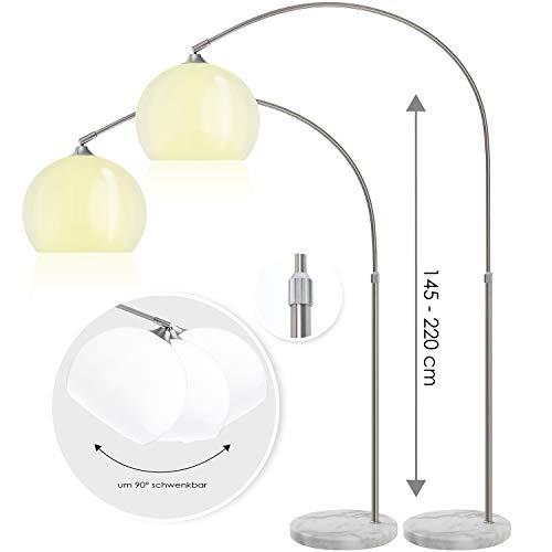 KESSER -  ® Bogenlampe mit