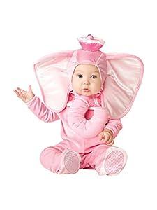 Baby Pink Elephant Costume