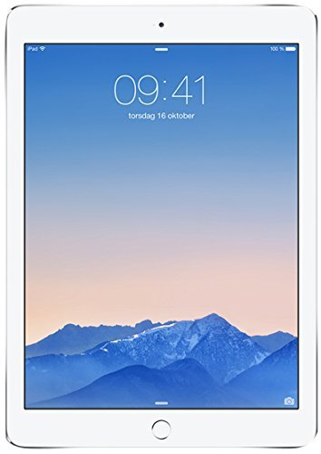 Apple iPad Air 2 128GB Wi-Fi - Argento (Ricondizionato)