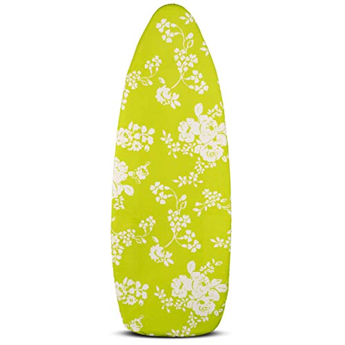 Bartnelli Ironing Board Covers Multi Layered Great for All Bigger Sized Ironing Board Up to 19' 51' Fits Model 1105 and 1118 (Green)