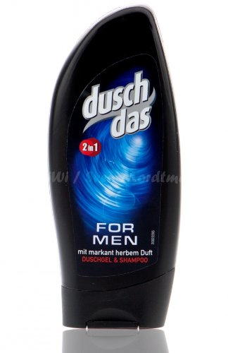 duschdas for Men 2in1 Duschgel & Shampoo 250ml (R17)