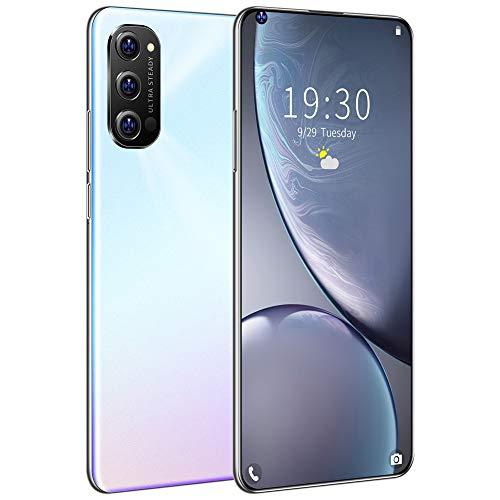 LNX 3G Entsperrt Android Smartphone, Dual SIM, Günstige Handys, 500W Rückfahrkamera, Gesichtsausweis, Android System, Erweiterbarer Speicher