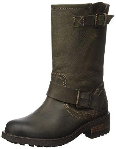BULLBOXER Damen 427500E6L Stiefel, Braun (Dark Brown), 37 EU