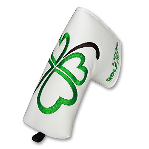 CRAFTSMAN(クラフトマン) クローバーシリーズ ピンタイプ適用 マグネット付け パターカバー ホワイト (ピンタイプ, マグネット)