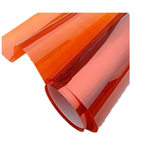 Yizunnu Espejo de una Manera para el hogar de Cristal privacidad Windows Film privacidad Solar Reflectante Ventana Lata 19,7 x 197 Pulgadas