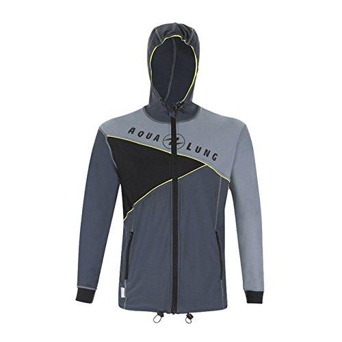 AQUALUNG Rash Guard Jacket Herren UV Shirt (S)