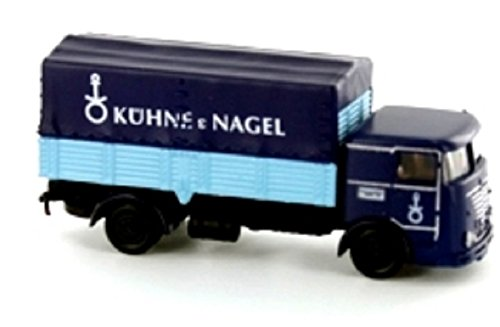 Kato LC3613 Büssing Pritsche Kühne & Nagel