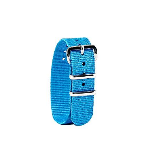 EasyRead time teacher WS-B Uhrenarmband, Blau (weitere Farben erhältlich)