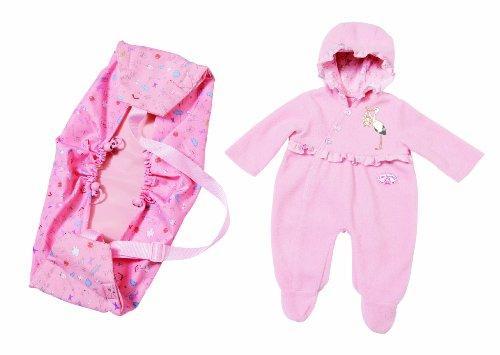 Zapf Creation 773857 - Baby Annabell 2-in-1 Babytrage Reiseset