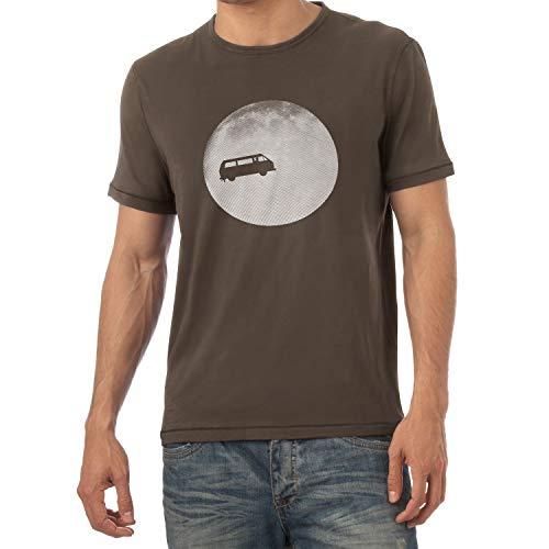 Nexxus Full Moon Bulli T3 - Herren T-Shirt, Größe XL, braun