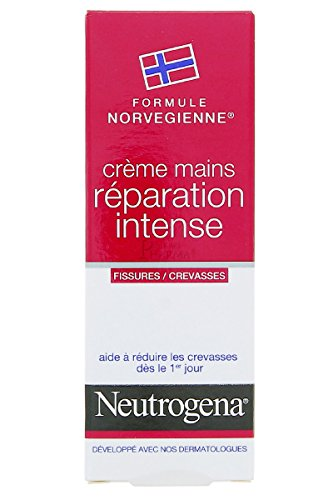 Neutrogena Crème Mains Reparation Intense Tube 15 ml