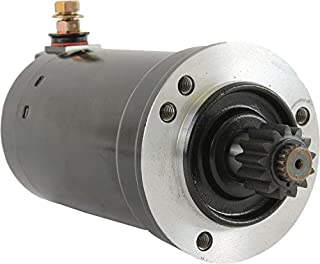 DB Electrical SND0670 New Starter for Ducati Motorcycle 620 748 750 800 900 916 996 998 M900 & Monster ND128000-6050 128000-6051 270.4.001.1A 270.4.011.1A 410-52290 19876 17.81115 DS-101N