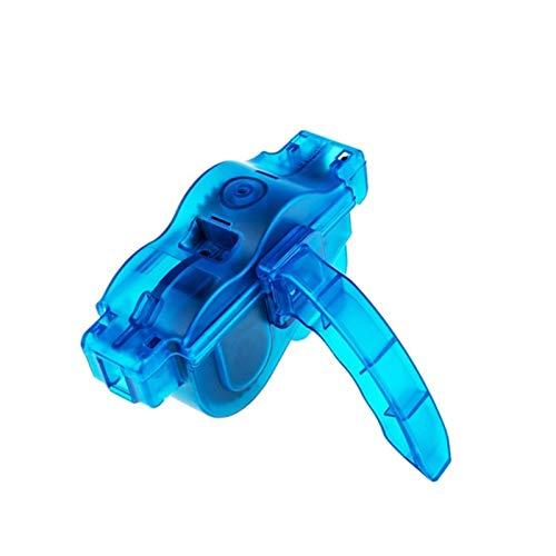 MMYX Cadena de Bicicletas Cepillos de Limpieza Ciclismo Kit de Limpieza Bicicleta Pincel Mantenimiento Herramienta (Color : Clean Machine)