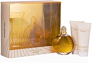 Ted Lapidus 3 Piece Gift Set for Women, Creation