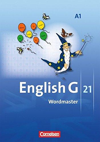 English G 21 - Wordmaster - Ausgabe A1 - 5. Schuljahr (Lernmaterialien)