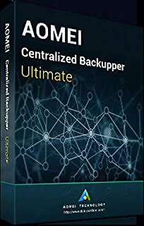 AOMEI Centralized Backupper Ultimate - Authorized Reseller - Latest Version - Digital Delivery