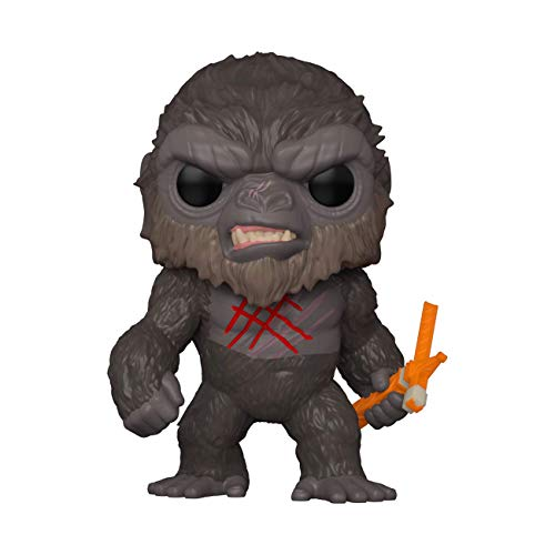 Funko Pop! Movies: Godzilla Vs Kong - Battle Worn Kong