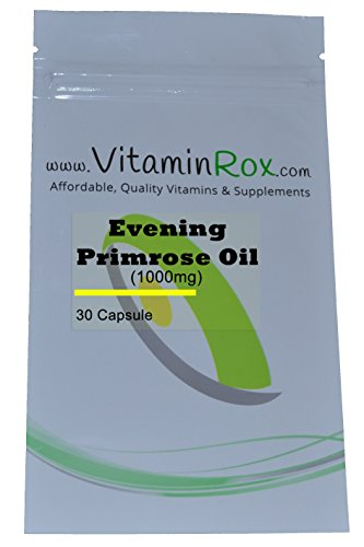 Evening Primrose Oil [1000mg] - 30 Capsule [Olio di enotera]