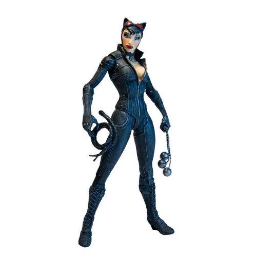 DC Direct Batman : Arkham City Série 2 : Catwoman Action Figure