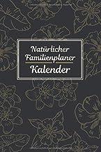 Natürlicher Familienplaner Kalender: Zyklustabellen zum Ausfüllen für die natürliche Familienplanung oder Verhütung | Basa...