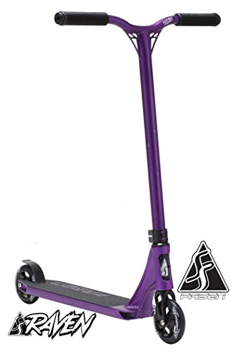 FASEN RAVEN COMPLETE SCOOTER – PURPLE
