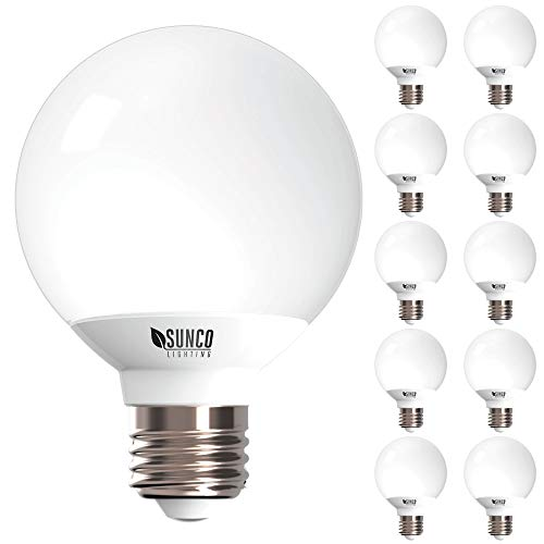 bombilla globo fabricante Sunco Lighting