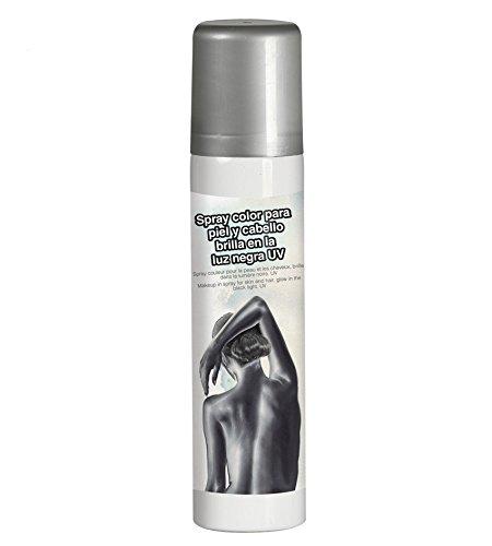 Spray argento capelli e corpo ml 75