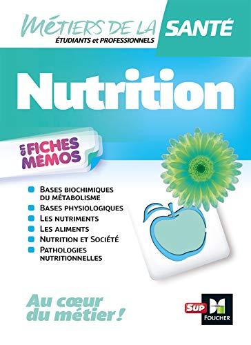 Métiers de la santé - Nutrition - INFIRMIER - IFSI - DEI - Révision (Blocs - Métiers de la santé) (French Edition)
