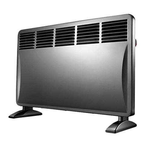 XIANGAI Calefactor Calentadores de Hogares de Alta Potencia de Calor rápida Prueba de Agua del Calentador de Ahorro de energía de Silencio Duradera