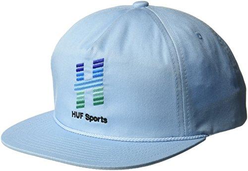 HUF Hombre Snapback de red Gorra de béisbol - Azul - talla...