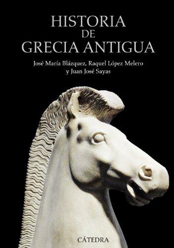 Historia de Grecia Antigua (Historia Serie Mayor)