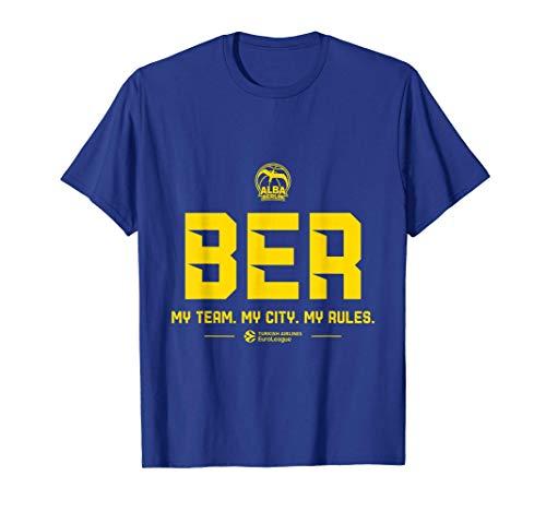 Teams - Alba Berlin (dark blue) T-Shirt