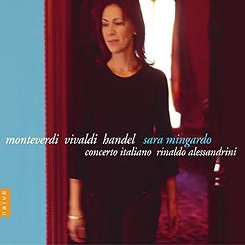 Monteverdi, Vivaldi, Haendel: Arias, Madrigals & Cantatas