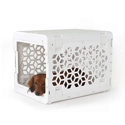Go Pet Club 26-inch Folding Soft Dog Crate