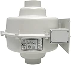 RadonAway 23005-1 GP501 Radon Mitigation Fan, 3