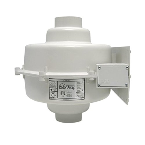 top rated RadonAway 23005-1 GP501 Radon Neutralization Fan, 3 inches 2020