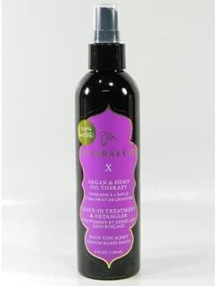Marrakesh Marrakesh X High Tide Leave-In Treatment and Detangler with Hemp and Argan Oils (8 oz)