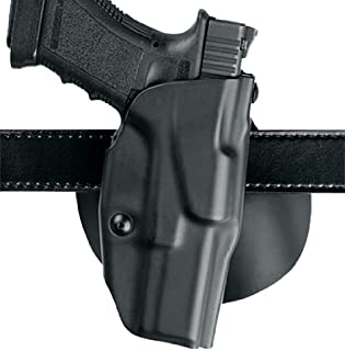 Safariland S and W M and P 9-mm, 40 4.4-Inch Barrel 6378 ALS Concealment Paddle Holster (STX Black Finish)