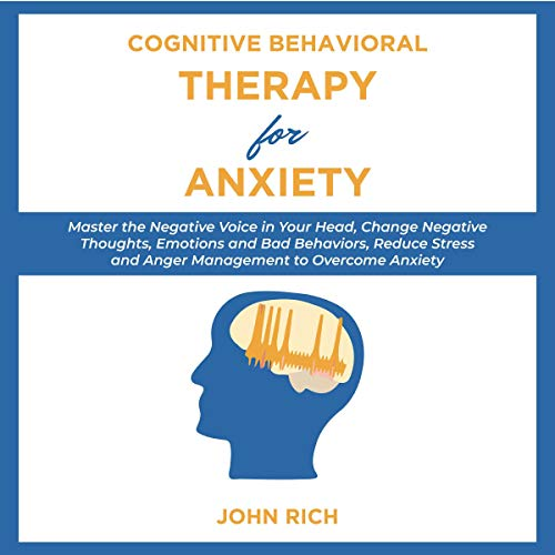 Couverture de Cognitive Behavioral Therapy for Anxiety
