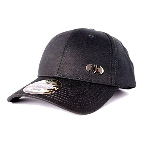gorra de béisbol Batman con el logotipo...
