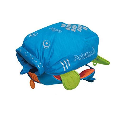 Trunki - Mochila Pez Azul Paddle Pack