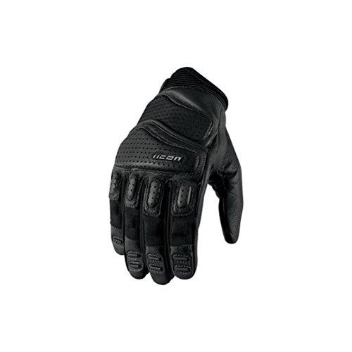 Icon Superduty 2 Handschuhe 2XL Schwarz