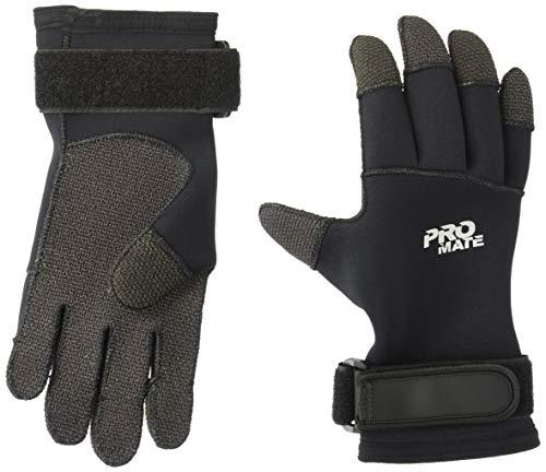 Promate Scuba Dive 3mm Neoprene Cold Water Kevlar Gloves, Large