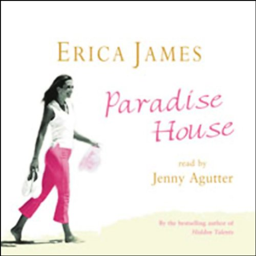 Paradise House audiobook cover art