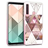 kwmobile TPU Case for Samsung Galaxy A9 (2018) - Soft TPU