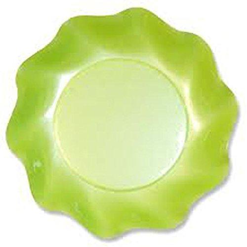 Exclusive Trade–Glasbecher Hitzebeständiger Karton cm Durchmesser. 18,5 Verdino Perlato