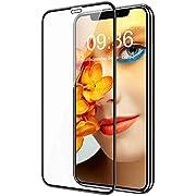 Bovon für iPhone 11 Pro Max Panzerglas, Schutzfolie für iPhone 11 Pro Max [mit Einbaurahmen] [Blasenfrei] [Anti-Kratzer], Hülle-freundlich Panzerglasfolie für iPhone 11 Pro Max 2019-6,5 Zoll