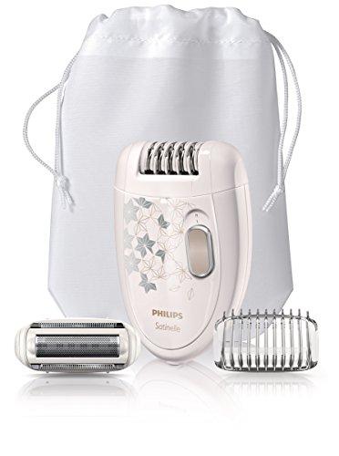 Philips HP6423/02 Damen Frauen Wet & Dry Netzelle Bikini Epilierer Rasierer (Verpackung kann variieren)