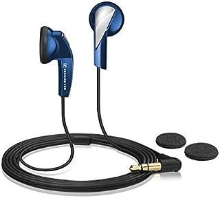 Sennheiser MX365 Blue インイヤー式ヘッドフォンダイナミックなサウンドで [並行輸入品]