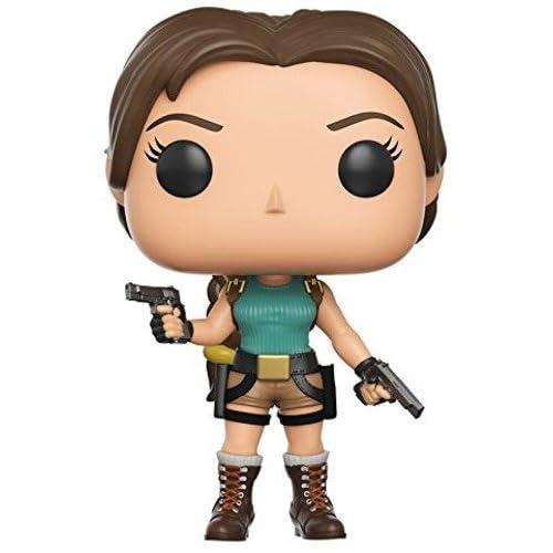 Funko 11704 POP Tomb Raider - Lara Croft Figure 10cm